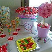 Buffet de Chuches - Candy bar - Moremí Eventos - Bekoerrota 5