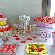 Buffet de Chuches - Candy bar - Moremí Eventos - Bekoerrota 9
