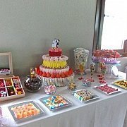 Buffet de Chuches - Candy bar - Moremí Eventos - Bekoerrota 3