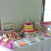 Buffet de Chuches - Candy bar - Moremí Eventos - Bekoerrota 2