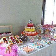 Buffet de Chuches - Candy bar - Moremí Eventos - Bekoerrota 8