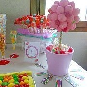Buffet de Chuches - Candy bar - Moremí Eventos - Bekoerrota 6